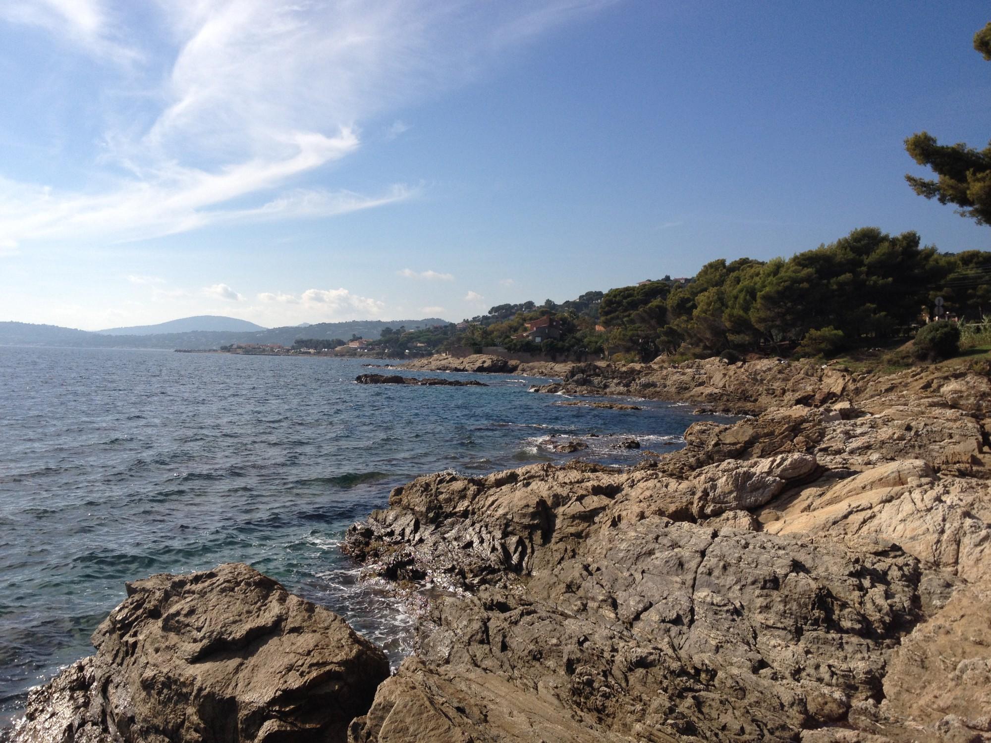 Le sentier du littoral